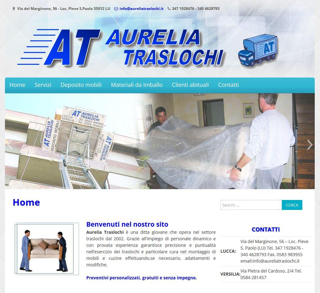 Aurelia Traslochi