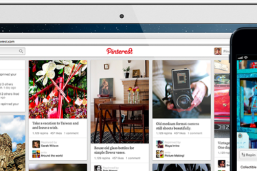 Pinterest per le imprese
