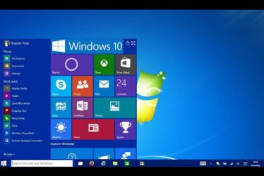 Windows 10 – le novità