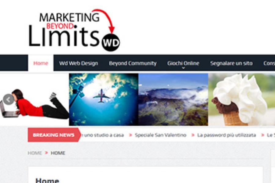 Marketing Beyond Limits