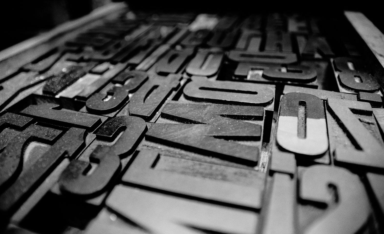L'importanza del font nella comunicazione visiva