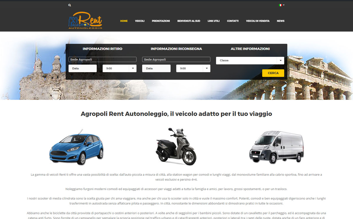 Agropoli Rent