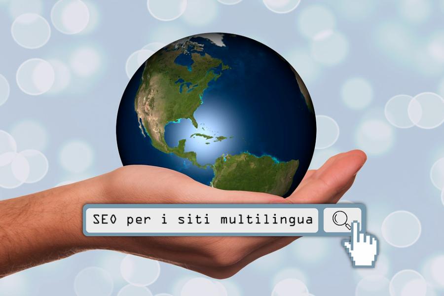 SEO per i siti multilingua