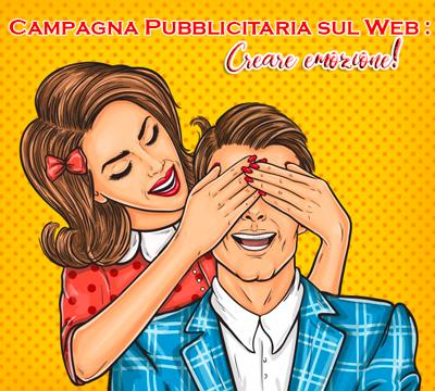 Campagna pubblicitaria sul Web