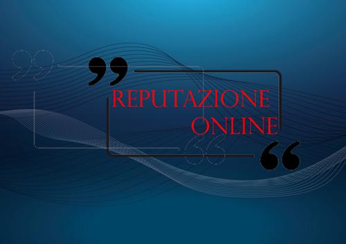 Reputazione online.