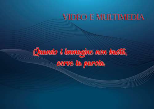 Video e Multimedia
