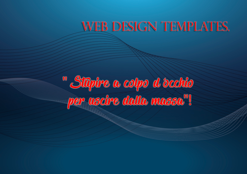 Web Design Templates.
