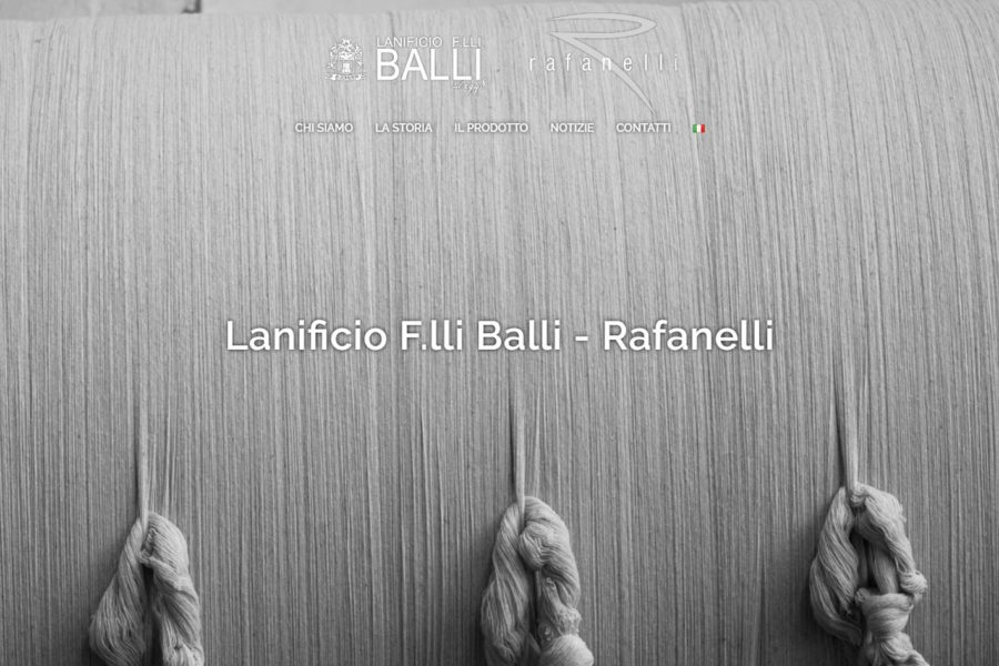 Lanificio Balli – Rafanelli