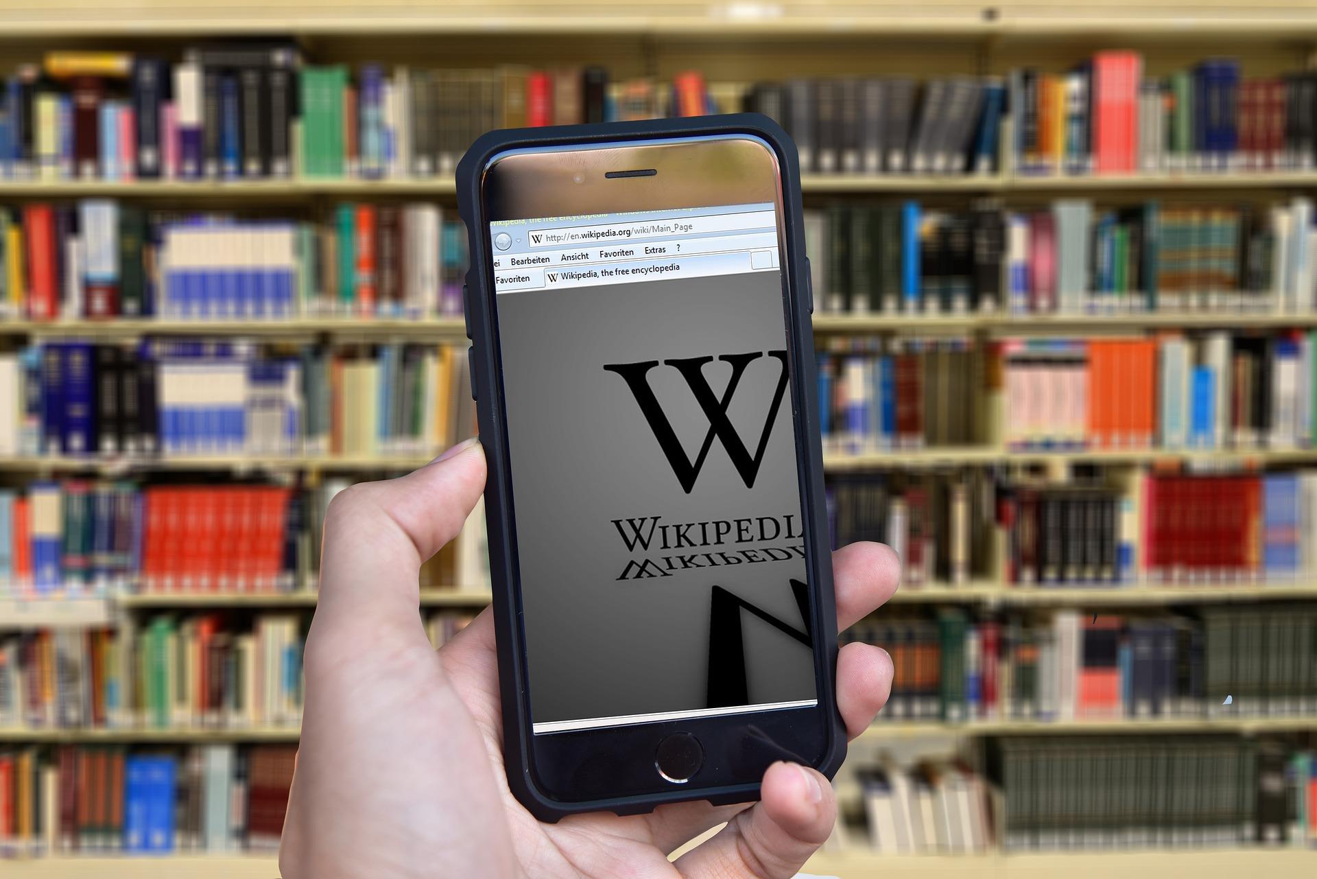 21 marzo 2019 – Wikipedia da il via ad un nuovo blackout