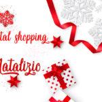 Digital shopping natalizio