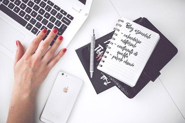 Perché dovresti avere un blog sul sito aziendale?
